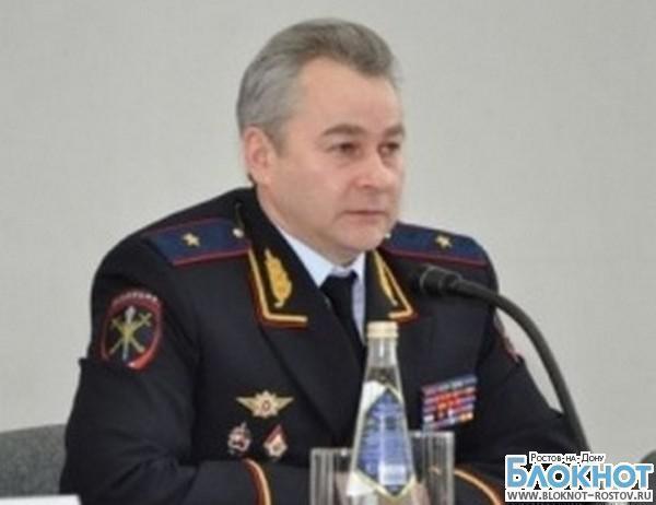 Главный полицейский Ростовской области заработал в прошлом году 2,3 млн рублей