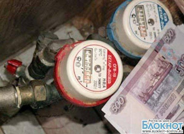 Счетчики на газ и воду: установка и обдираловка для ростовчан