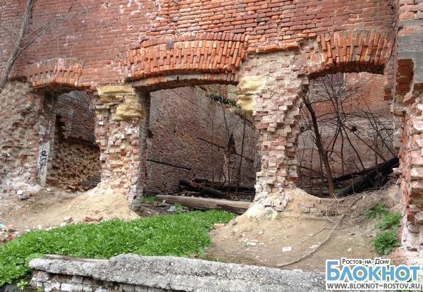 В Ростове возобновят расследование хищения кирпича с Парамоновских складов