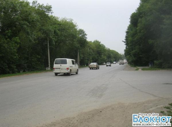 Аксайчане просят городские власти установить светофор на «дороге смерти»