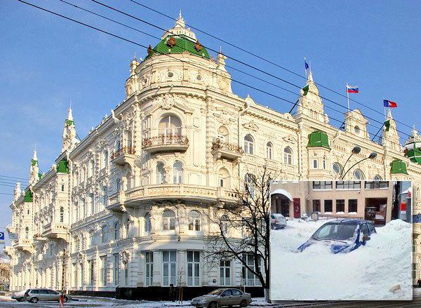 Ростовский областной суд оставил в силе решение о бездействии мэрии Ростова в период снегопада