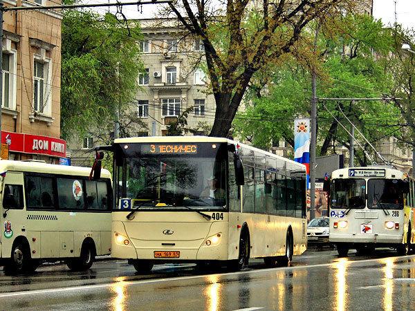 В Ростове с 1 июля подорожает проезд в общественном транспорте