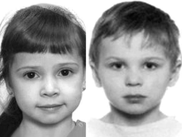 На Дону разыскивают маленьких детей, пропавших в Ярославской области