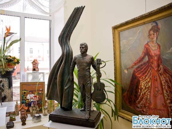 Памятник Владимиру Высоцкому откроют в Ростове-на-Дону 1 марта