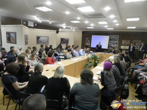 Многодетным семьям Ростова предложили построить город в чистом поле и работать на фермах