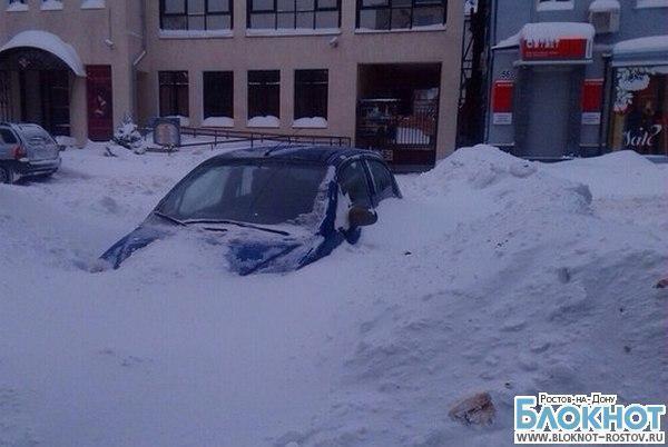 Генпрокуратура: В Ростове в снегопад большая часть уборочной техники простаивала
