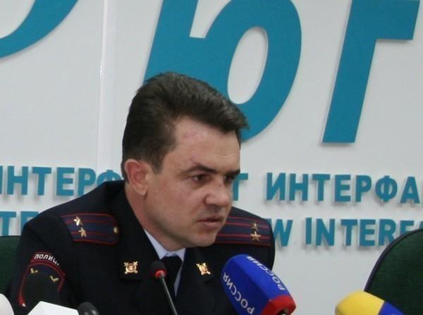 Начальник донской ГИБДД впервые после покушения провел пресс-конференцию