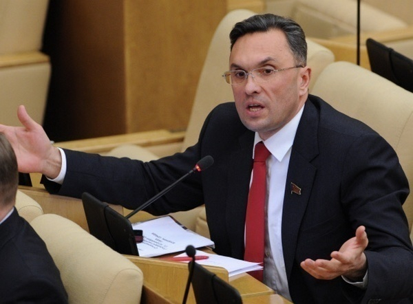 Госдума дала согласие на передачу дела депутата Бессонова в суд