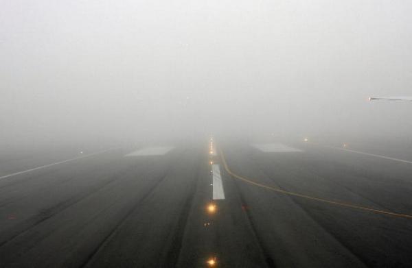 Аэропорт Ростова работает по фактической погоде