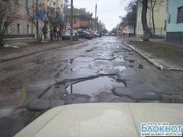 Ростовские сотрудники ГИБДД перевели стрелки, назначив ответственных за состояние дорог