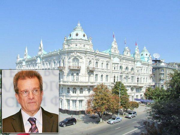 Мэр Ростова отчитался о доходах: Михаил Чернышев в 2013 году заработал почти 4 млн