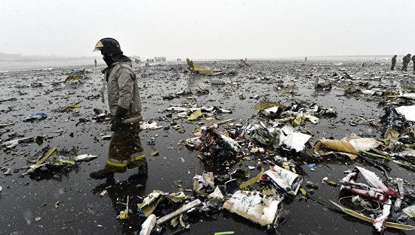 Капитан Boeing разбившегося в Ростове собирался уволиться из-за переутомления