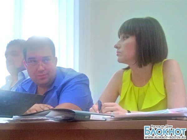 В суде по делу дочери мэра Ростова допросили ее гражданского мужа