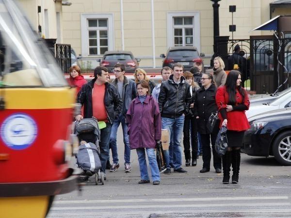 В России предлагают вдвое повысить штрафы для пешеходов