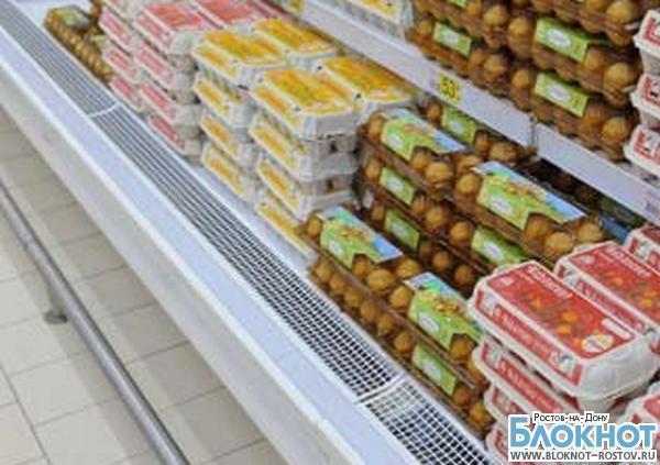 УФАС признало обоснованным рост цен на яйцо в Ростовской области