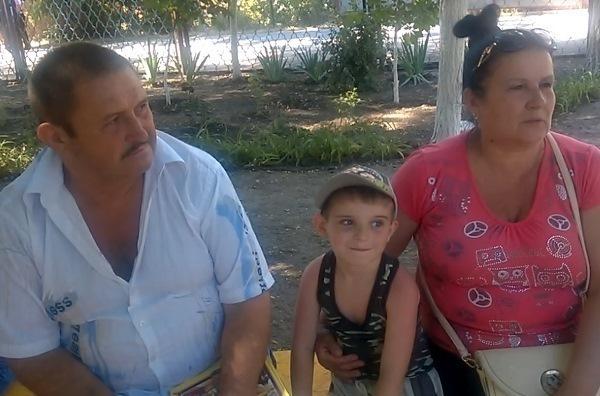 Украинские беженцы в Ростовской области: война не щадит никого
