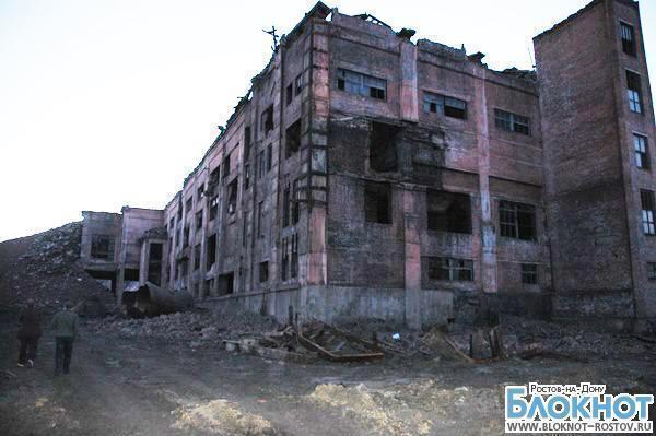 В Донецке во время обрушения здания на месте находились еще трое рабочих