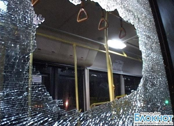 В Константиновске студент колледжа обстрелял автобус с пассажирами