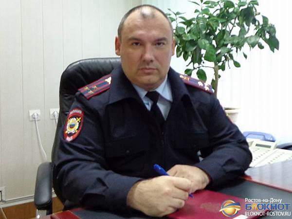 Назначен новый руководитель полиции Новочеркасска