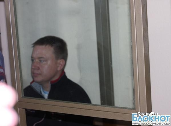 Замначальника ГИБДД Ростовской области Александру Оцимику продлили арест до 25 августа
