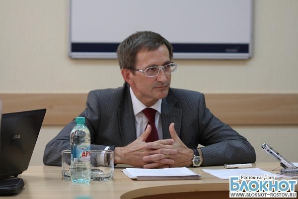 Ростов посетил председатель партии Справедливая Россия Николай Левичев