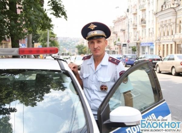 Назначен новый командир полка ДПС Ростовской области