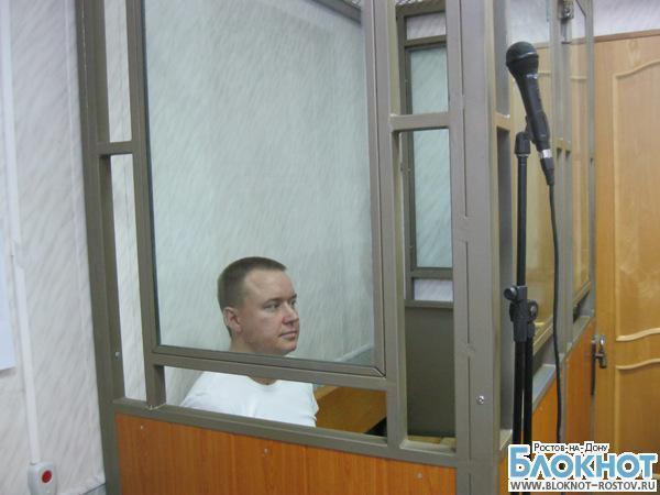 Замначальника донской ГИБДД Оцимик: меня держат в общей камере, условия сносные