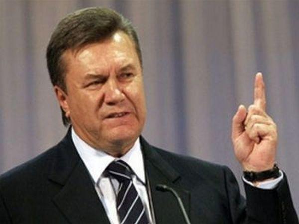 Янукович распространил из Ростова заявление по итогам выборов президента Украины