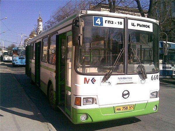 В Ростовской области запрещена эксплуатация 57 автобусов