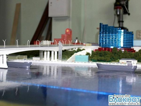 В Ростове строительство дублера Ворошиловского моста должно начаться осенью