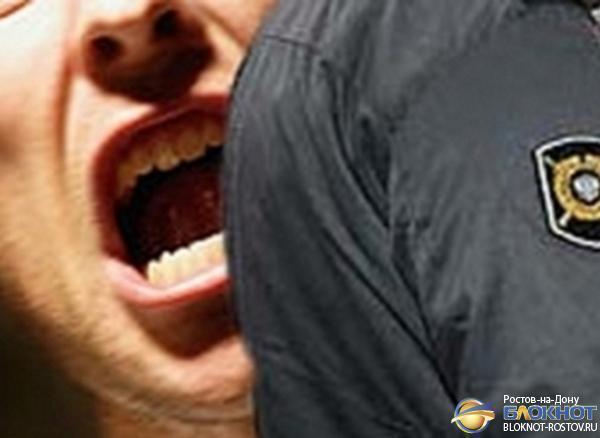 В Ростовской области задержан мужчина, распространявший листовки с оскорблениями полицейских