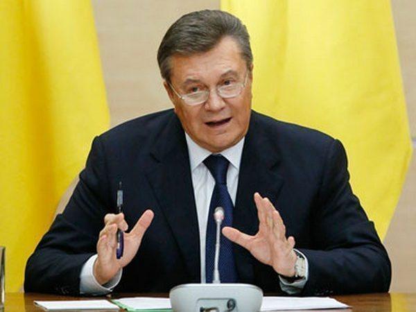 Виктор Янукович выступит с новым обращением в Ростове-на-Дону