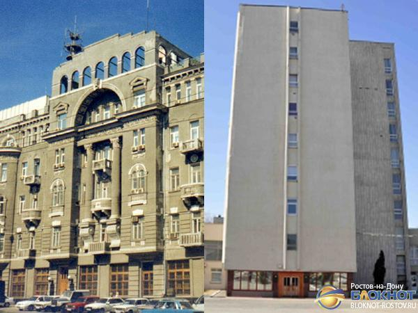 В Ростове городское УВД осенью переедет на улицу Доватора