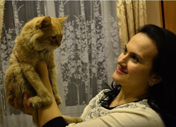 В Ростове-на-Дону спасли кота, упавшего в вентиляционную шахту