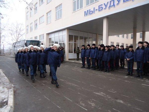 В Белой Калитве десятки кадетов казачьего корпуса госпитализированы с признаками отравления