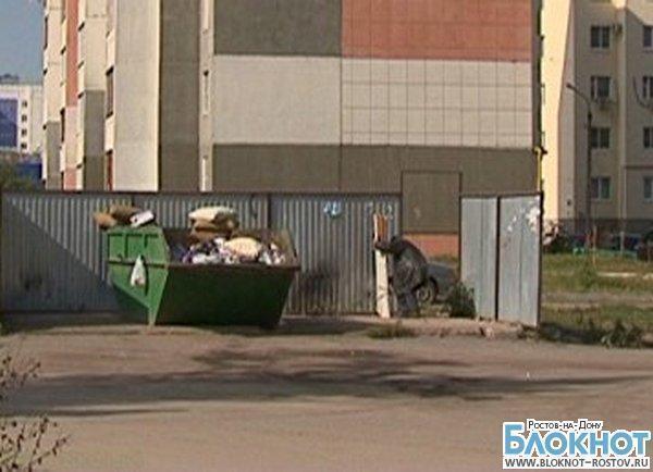 В Ростовской области может появиться соцнорма на мусор