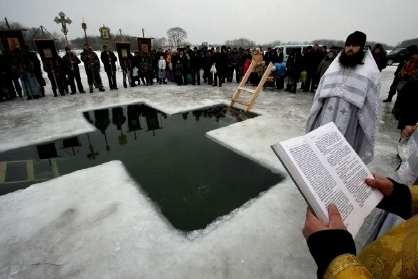 В Ростовской области на Крещение появятся 104 купели
