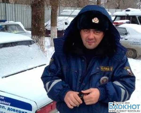 В Ростовской области сотрудника ДПС расстреляли из пистолета Макарова