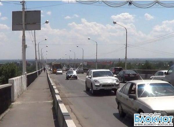 В Ростове ограничат движение по Ворошиловскому мосту до 2017 года