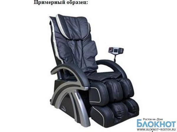 Ростовский институт МВД покупает 10 релаксационных кресел для бодрящего и интеллектуального массажей
