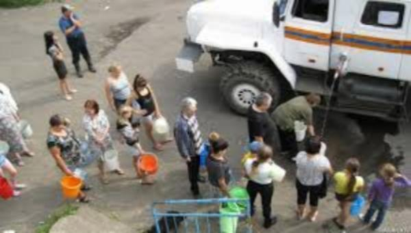 Более 35 тысяч дончан остались без воды в Ростовской области