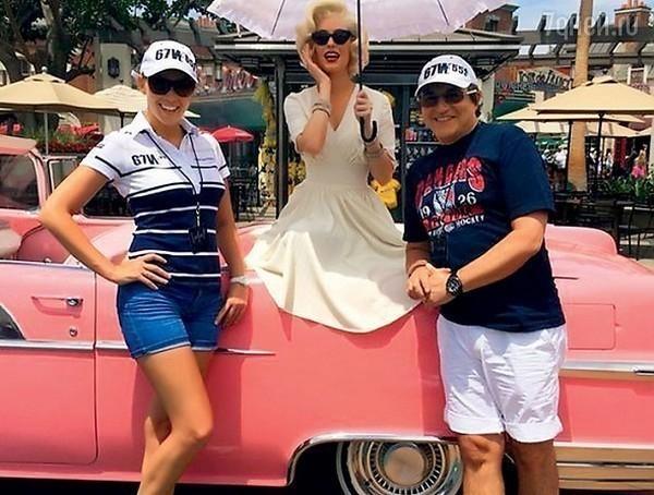 Дмитрий Дибров подарил жене на день рождения кругосветное путешествие