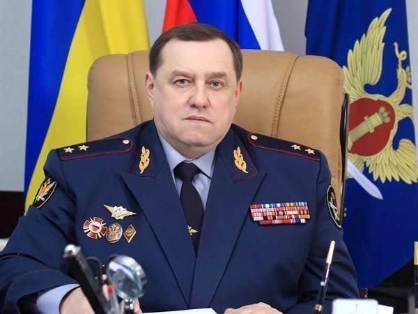 Прежнего руководителя ФСИН Ростовской области задержали поделу овзятке