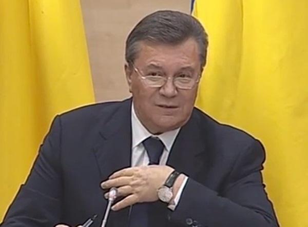 Активист Евромайдана сообщает о смерти Януковича в Ростове-на-Дону от сердечного приступа