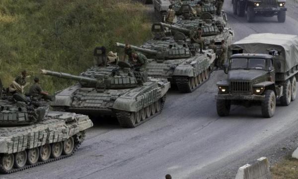 Минобороны РФ передумало отводить российские войска из приграничных районов Ростовской области