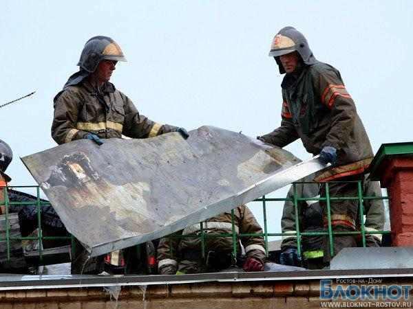 В Ростове пожарный спас 147 человек