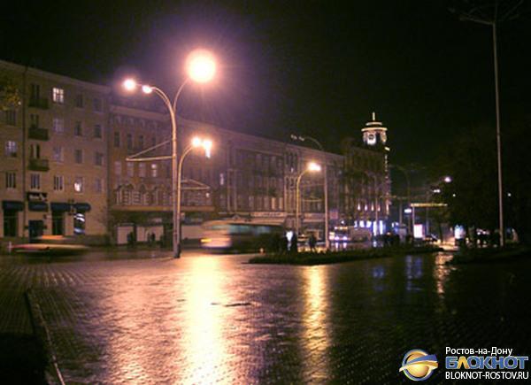 Системы уличного освещения донской столицы ждет масштабная реконструкция