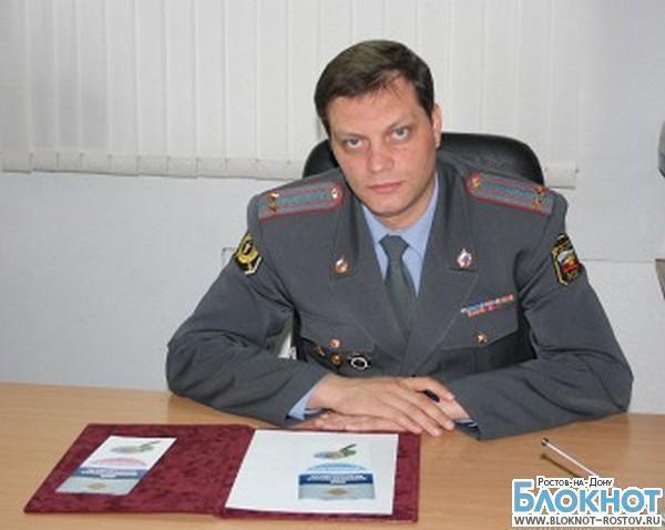 Новым руководителем полиции Батайска назначен Виктор Пальчик