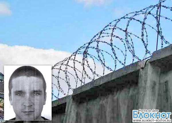 Заключенный, сбежавший из колонии в Ростовской области, задержан