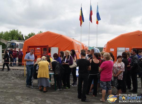Регионы РФ получили почти 370 млн рублей для украинских беженцев